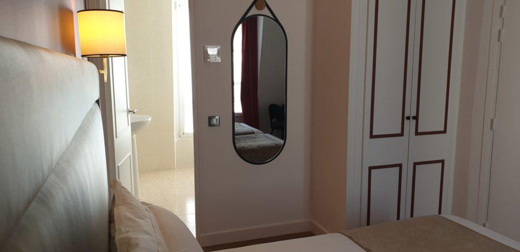 chambre twin sup - hotel acacias étoile - 414 - a