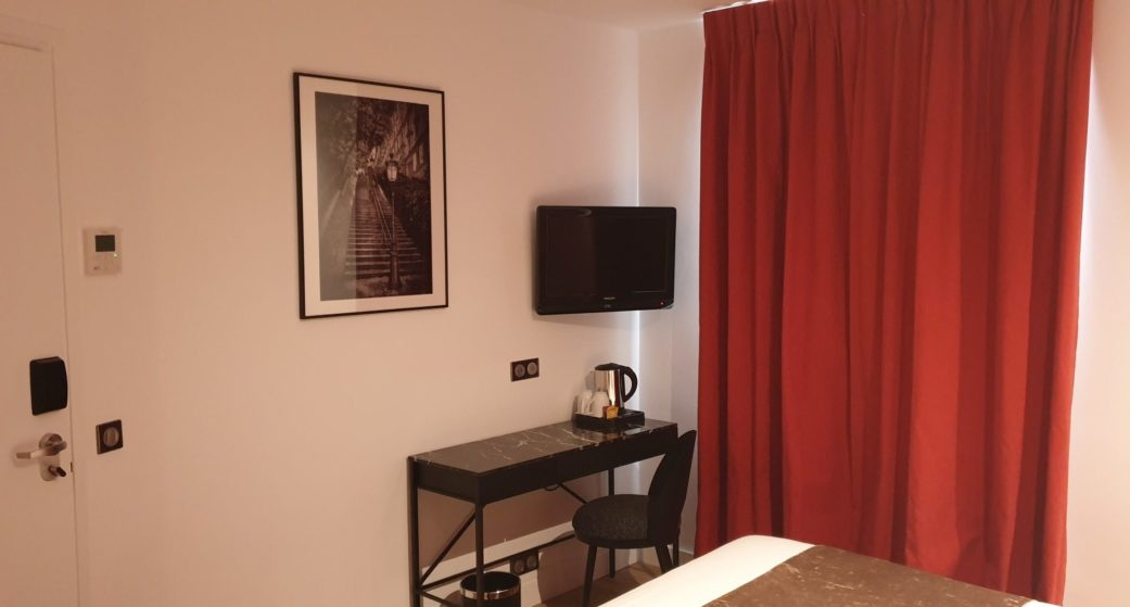 chambre twin sup - hotel acacias etoile