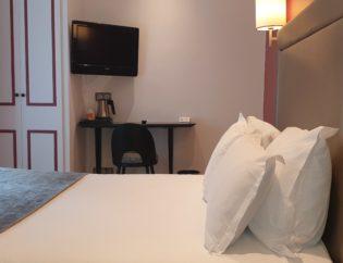 chambre double classique 216 - hotel acacias étoile - a