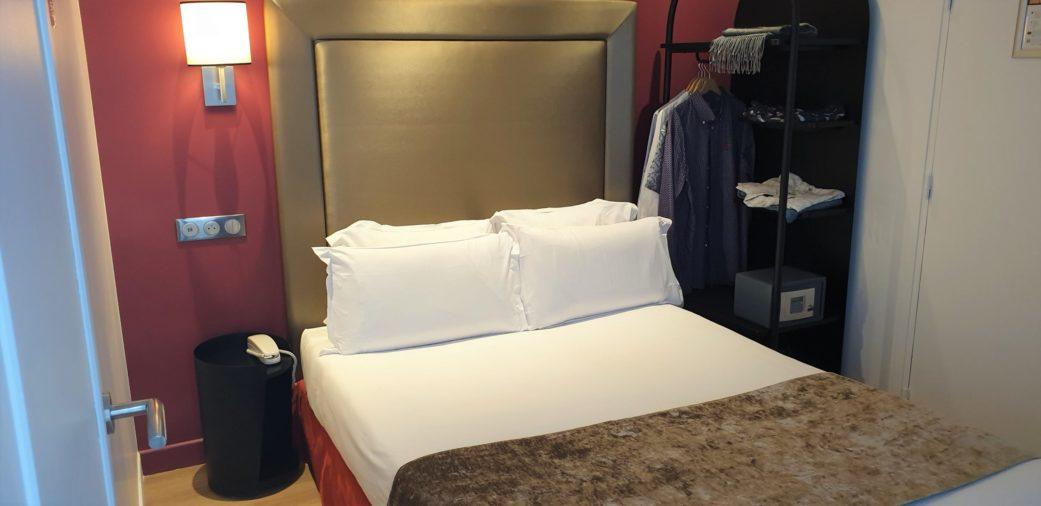 chambre double classique - hotel acacias etoile 310 - a