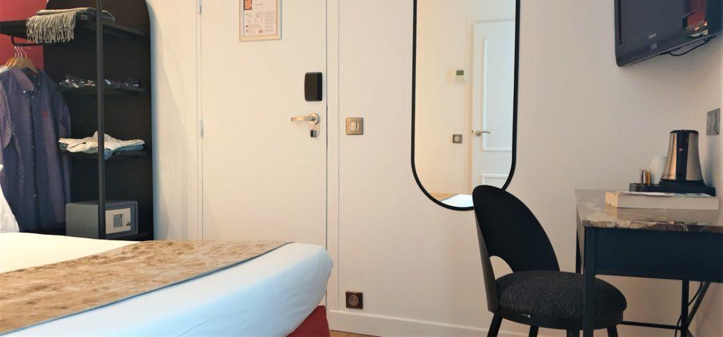 chambre double classique - hotel acacias etoile 310 - c