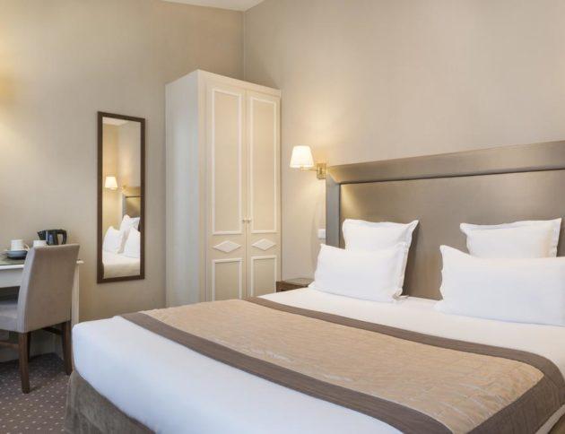 chambre double supérieure 3 - hôtel acacias étoile