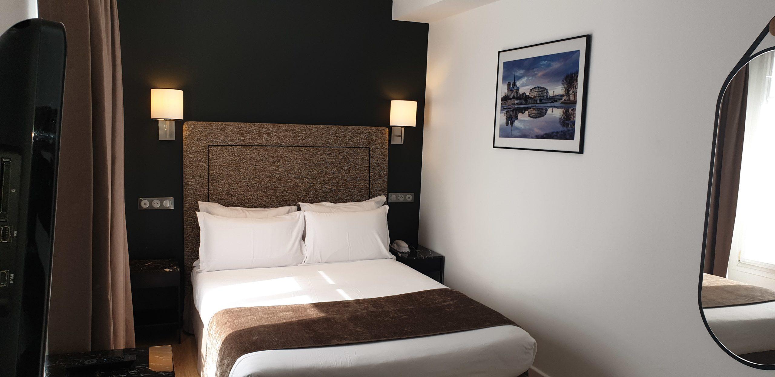chambre double supérieure 315 - hôtel acacias étoile c