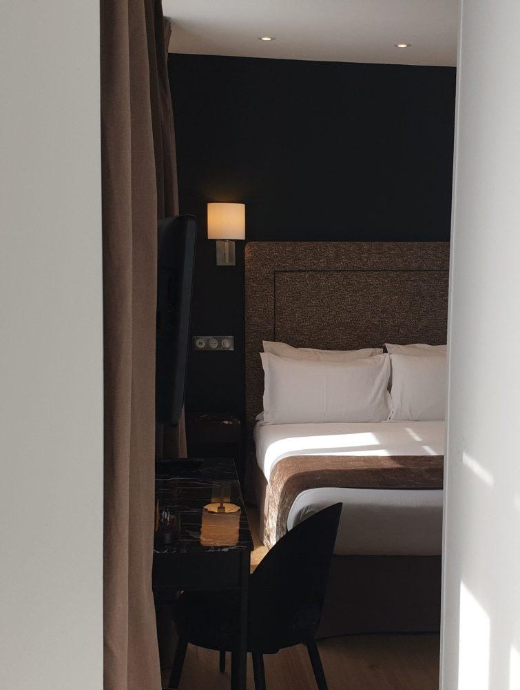 chambre double supérieure 315 - hotel acacias étoile - e