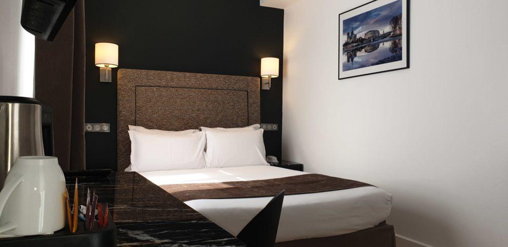 chambre double supérieure 315 - hotel acacias étoile - f
