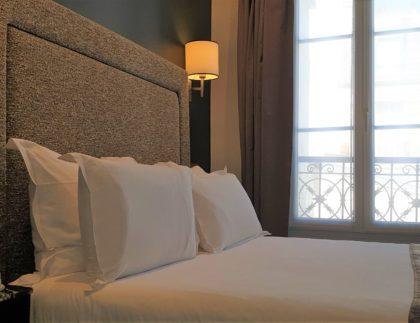 chambre double supérieure 519 - hotel acacias étoile - d
