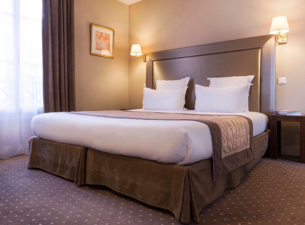chambre double supérieure - hôtel acacias étoile