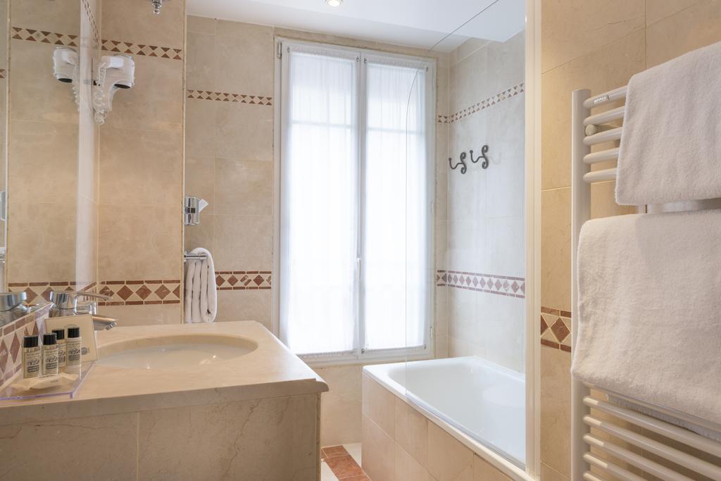 salle de bain - hôtel acacias étoile