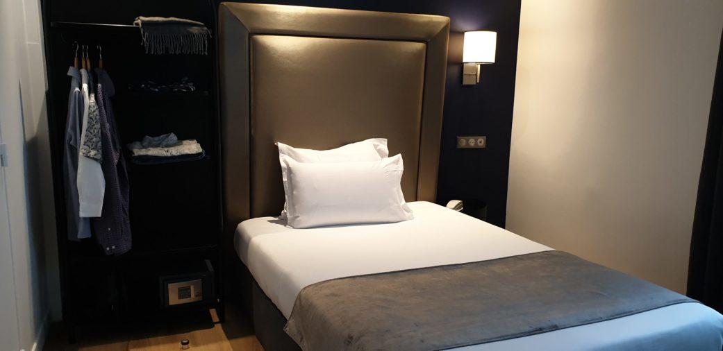 chambre single hôtel acacias etoile 311 - a