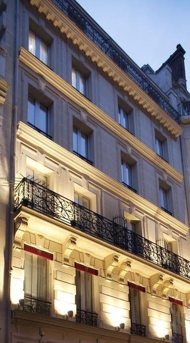 Façade - Hôtel Star Champs-Elysées